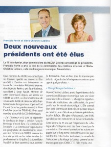 Journal Medef Article Prsdts commissions juillet2012
